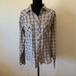 Urban Outfitters Western Top